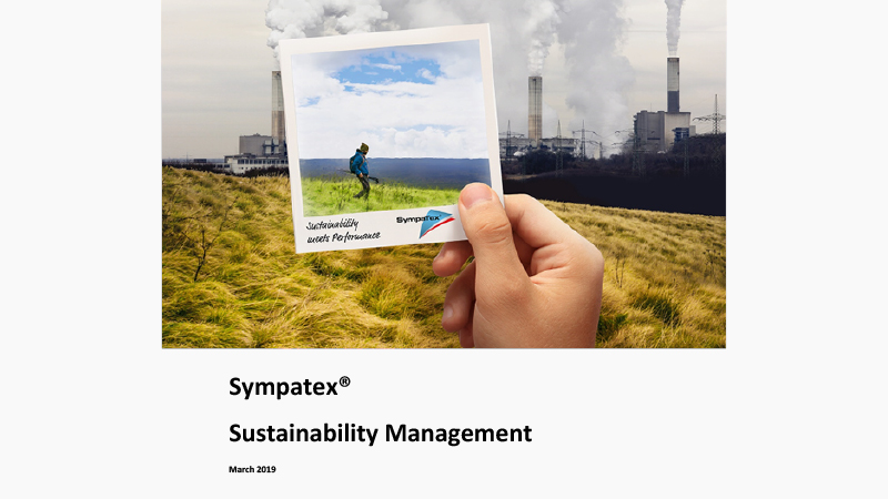 Sympatex sustainability management (en)