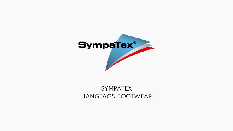Sympatex Hangtags overview Footwear (en)