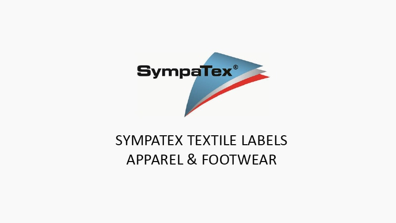 Sympatex textile labels overview complete (en)